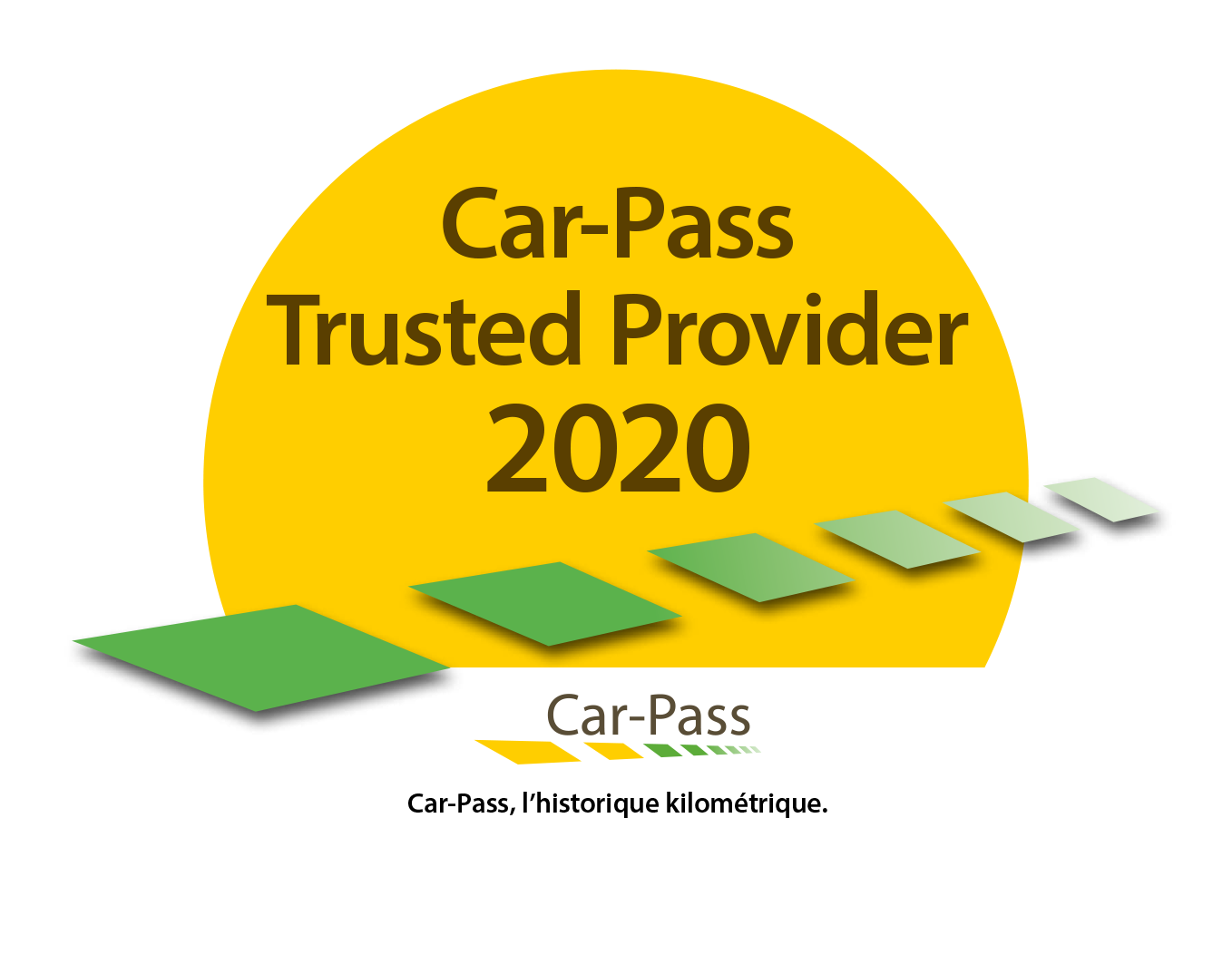Car pass Trusted provider 2020