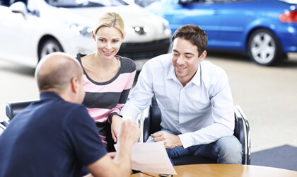 As a seller you're required to provide a valid Car-Pass to the buyer.