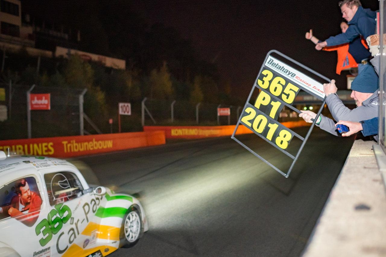 Car-Pass is voor de 4de maal Belgisch kampioen bij de tweezitters.
