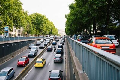 We hebben in 2020 gemiddeld 4.000 km minder met de auto gereden.